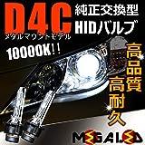 高品質■純正交換ヘッドライトHIDバルブ10000K★アテンザ GJ系 対応★純正HID車【メガLED】