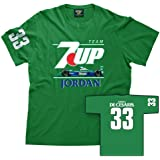 7UP Jordan 191 Cesaris Mens T-shirt02