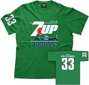 7UP Jordan 191 Cesaris Mens T-shirt02