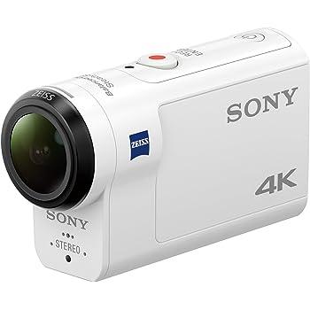 ソニー SONY ウエアラブルカメラ アクションカム 4K+空間光学ブレ補正搭載モデル(FDR-X3000)