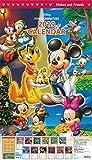 サンスター文具 ディズニー 2019年 カレンダー 壁掛け 61×35cm ミッキーマウス