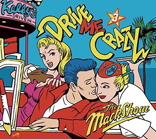 ドライブ・ミー・クレイジー3 CD