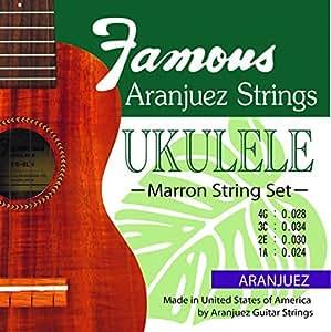 Famous マロン弦セット ソプラノ コンサート テナー
