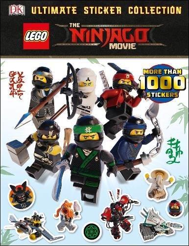 The LEGO® NINJAGO® Movie™ Ultimate Sticker Collection