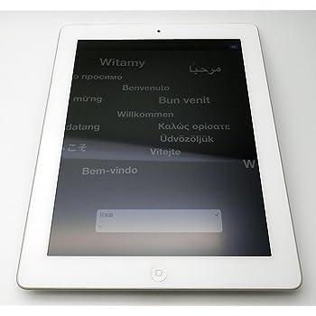 iPad (Retinaディスプレイモデル 第3世代) 64GB Wi-Fiモデル ホワイト MD330J/A