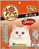 チャオ (CIAO) 焼かつお 本ぶし味 5本入り×4個入り