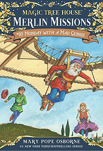 Monday with a Mad Genius (Magic Tree House (R) Merlin Mission)の詳細を見る