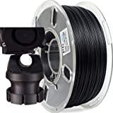 PRILINE 3Dプリンター カーボンPC (炭素繊維PC)フィラメント,高精度+/- 0.03mm、正味重量1kg/リール、カーボン短繊維充填