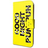 おやすみプンプン 01 イメージデザイン 手帳型スマホケース iPhone6/6s/7/8兼用