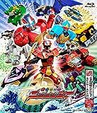 スーパー戦隊シリーズ 手裏剣戦隊ニンニンジャー Blu-ray ...[Blu-ray/ブルーレイ]