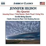 Sky Quartet/Amazing Grace/Viola Sonata/Dark Wood/S