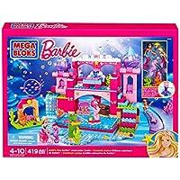 [メガブロック]Mega Bloks Barbie's Underwater Castle DBM21 [並行輸入品]