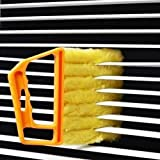 EZONEDEAL Blind Cleaner Tool, Mini Hand-held Cleaner,Mini-Blind Cleaner,Dirt Clean Cleaner,Venetian Blind Brush Window Air Co