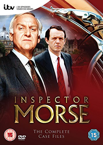 Inspector Morse The Complete Case Files(33 Episodes)