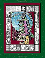 Oh Christmas Tree & More Adult Holiday Coloring Book [並行輸入品]