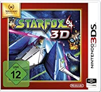 3DS Star Fox 64 3D Selects