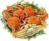 越前 ・ 松葉 せいこ蟹 5尾入り 小サイズ ずわいメス ※2017年11/26販売終了予定です。次回のご予約開始は2018年9月頃を予定しております。
