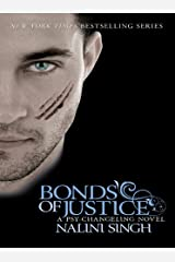 Bonds of Justice: Book 8 (Psy-Challenging) Kindle Edition