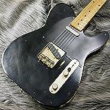 RS Guitarworks Slab Blackguard II Black【厳選材・リンディ特注PU・エイジド加工の極み】