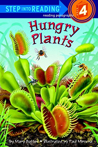 Hungry Plants (Step into Reading)の詳細を見る