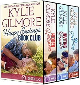 Happy Endings Book Club Boxed Set Books 1-3 by [Gilmore, Kylie]