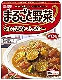 まるごと野菜なすと完熟トマトのカレー 190g×6個