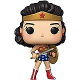Wonder Woman - Classic 1950's 80th Anniversary Pop! Vinyl