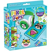 The Orb Factory Pixel Pops Wild Life Sticker Design Studio Kit [並行輸入品]