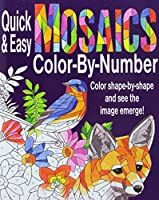 Quick & Easy Mosaics Color-by-Number