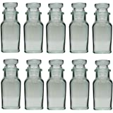 スパイスボトル ワグナービン ガラス蓋 -10本セット-