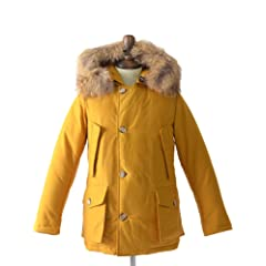 Arctic Parka ML WOCPS1985: New Yellow