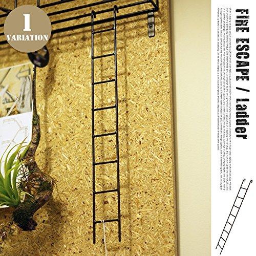 RoomClip商品情報 - ファイヤーエスケープ 【ラダー】 ウォールシェルフ・壁面収納・ディスプレイ