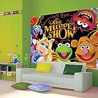 The Muppets Show壁紙壁画 XX-Large - 368x254 cm (WxH) 4-014P8