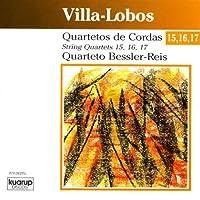 Villa Lobos Quartetos De Corda