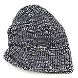 ビーニー カジュアル メンズ ニット 秋冬 ウィンタースポーツ かぶりやすい 帽子 ラコステ チャコールグレー(フリーサイズ)
