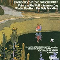 Prokofiev's Music for Child