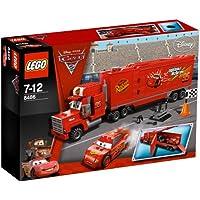レゴ (LEGO) カーズ マックのチーム・トラック 8486