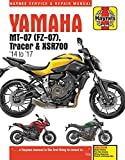 Yamaha MT-07, '14-'17: MT-07 ('14-'17), FZ-07 ('15-'17), MT-07TR Tracer ('16-'17), XSR700 ('15-'17) (Includes Special Edition models) (Haynes Powersport)