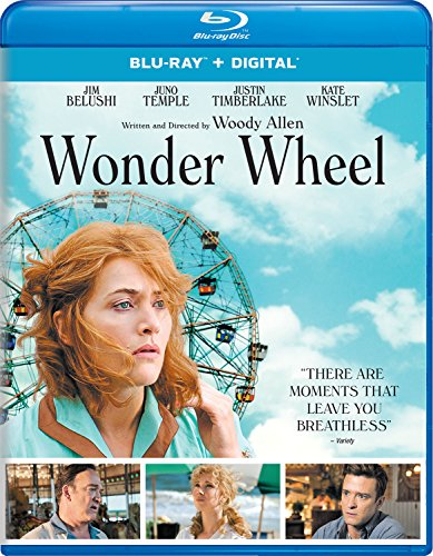 Wonder Wheel [Blu-ray] [Import]