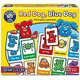 Orchard Toys - Red Dog, Blue Dog