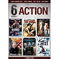 6-Film Action Set [DVD]