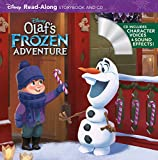 Olaf's Frozen Adventure Read-Along Storybook and CD (A Disney Storybook and CD)