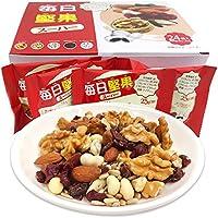 毎日堅果 スーパー ミックスナッツ ドライフルーツ 無塩(25g×28袋)
