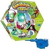 アウトドア用品 ラングスジャパン(RANGS) スーパーワブルボール ポンプ付き グリーン