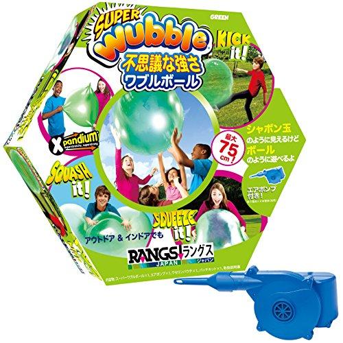 ラングスジャパン(RANGS) スーパーワブルボール ポンプ...