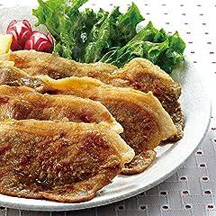 財宝 九州産 純粋黒豚 生姜焼き (タレ付) 600g (300g×2)