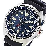 セイコー プロスペックス キネティック GMT ダイバー PADIエディション メンズ 腕時計 SUN065P1 ネイビー [並行輸入品]