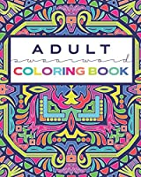 ADULT Swearword Coloring Book: Modern Mandala Style Coloring Pages with Curse Words
