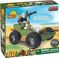 Military Vehicle Marshal (60 Pcs) Cobi [並行輸入品]
