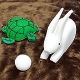 ★マジック?手品★ウサギとカメのスポンジセット ●U6406